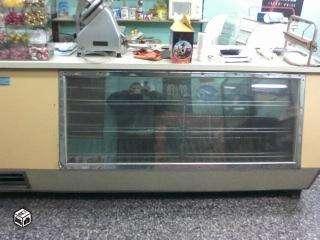 Vendo heladera mostrador 2 puertas motor acmar metic 2 evaporadores internos