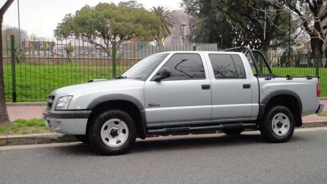 Chevrolet s 10 2006 diesel doble cabina