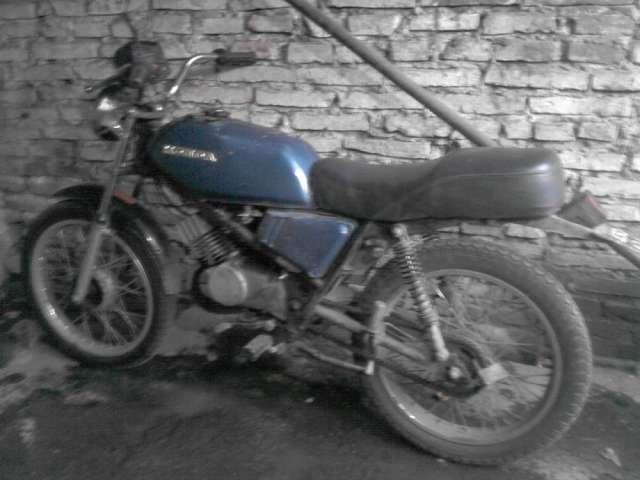 Moto honda modelo 81 mb 100 2t excelent maquina con patente