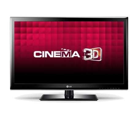 """Vendo tv lg led 32"""" 3d - a estrenar."""