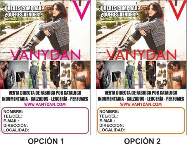 b4548a6b Vanydan venta de ropa, marroquineria y calzados. Ofertas de Trabajo - San  Luis