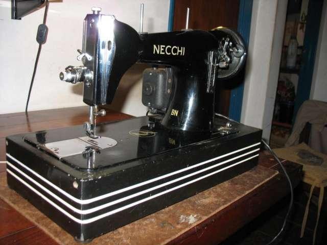 Manual de instrucciones maquina de coser necchi bn en
