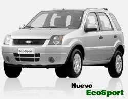 Plan ovalo para una ford ecosport xls 1.6