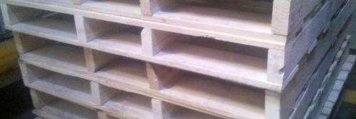 Pallets de madera amplio stock zona sur