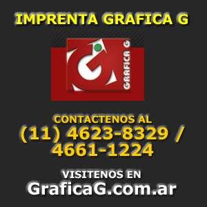 Grafica - catalogos y menues graficag - (11) 4623-8329