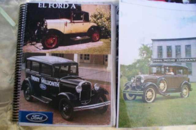 Manuales de taller autos antiguos -modernos *automobilia c.a.a. **