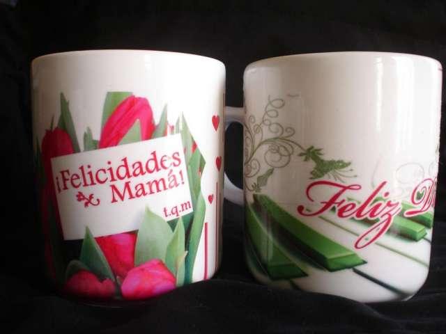 Tazas personalizadas sublimadas para souvenirs - publicidad