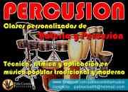 Clases de Percusión y Batería en Córdoba