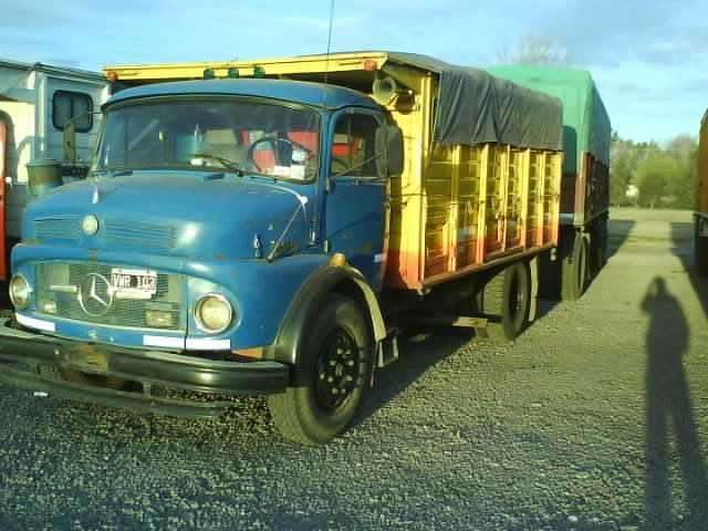 Vendo o permuto camion 1114 /1971con acoplado