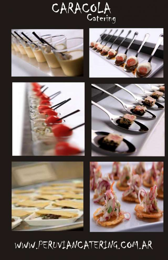 Caracola catering profesional-cocina internacional