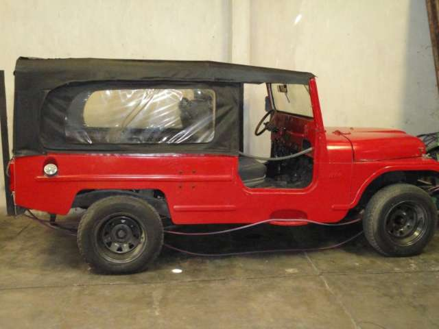 Oportunidad!!! jeep ika pick up. impecable