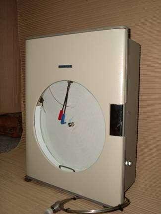 Registradores mecánicos de presión y temperatura