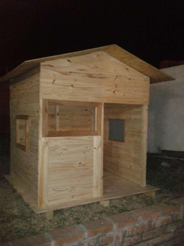 Casas de maderas para nios great columpio de madera con for Casitas infantiles segunda mano