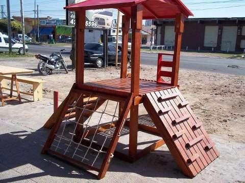 Juegos de madera y mangrullos para el jardin en Buenos Aires ...