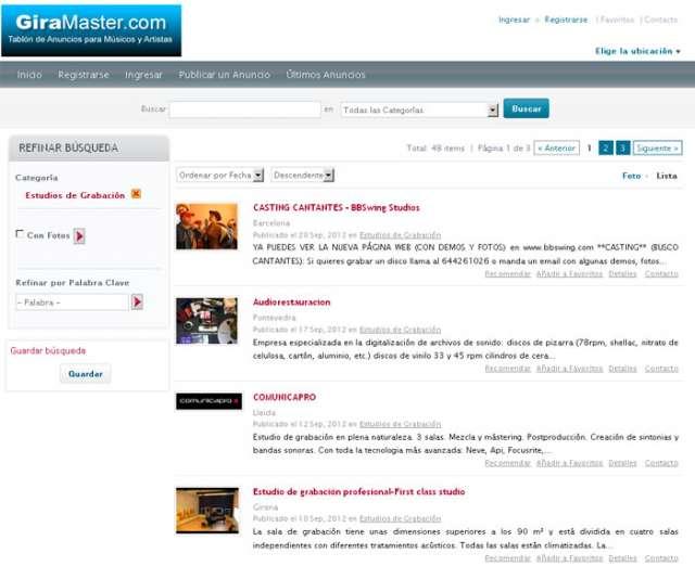 Fotos de Solo para músicos, giramaster.com, tu portal de música 2