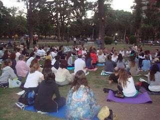 Villa devoto curso de respiración y meditación con mantra personal