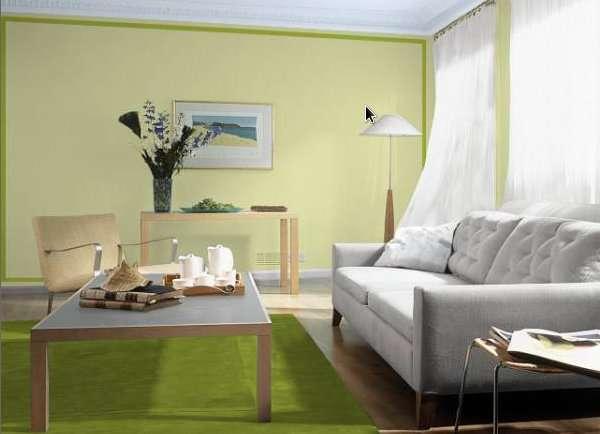Pinta tu casa en primavera. pintor de interiores