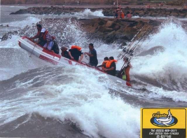 Excursion pesca embarcada ¨eduardo iii¨ santa clara del mar