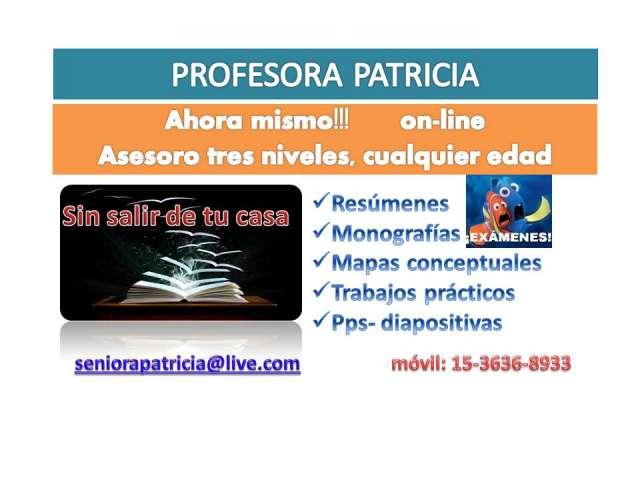 Hago monografias (y trabajos practicos, via mail a todo el pais1536368933)
