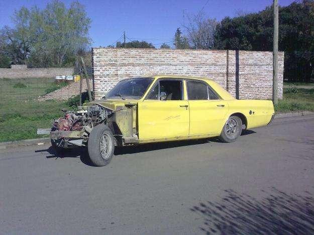 Dodge polara 1974 / permuto por cuatriciclo