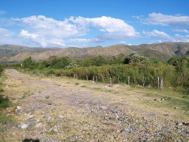 Terreno en san francisco del monte de oro, san luis, argentina.