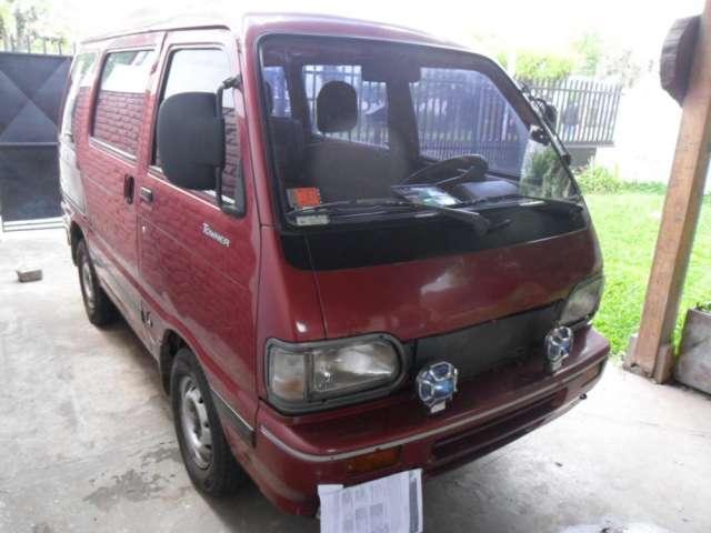 Asia towner -vidriada- año 1994.---muy lindo vehículo---