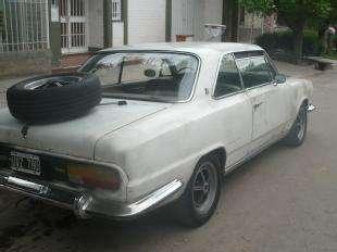 Permuto coupe torino 71 gnc modelo , 2 tubos de 38l, tel: 156441869.... 4394007
