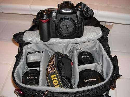 Nuevo nikon d700 12mp cámara réflex digital con lente