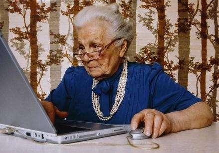 Computación adultos o mayores tercera edad
