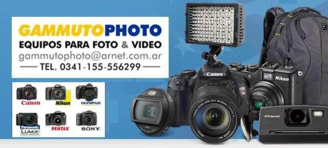 Gammutophoto -comprar nikon-canon-sony-panasonic