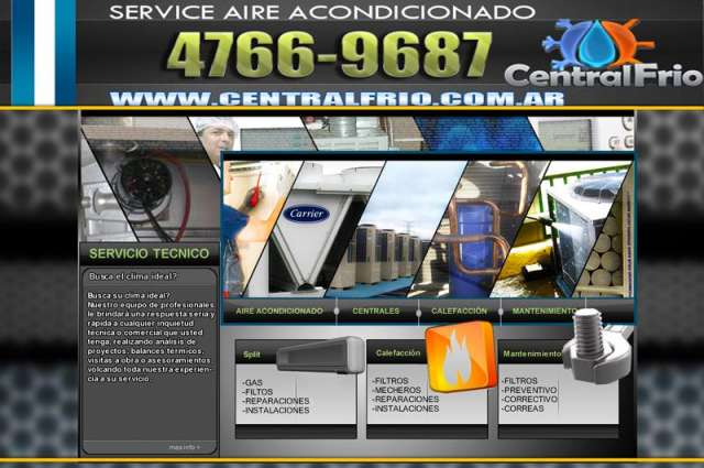 Se busca tecnico instalador aire acondicionado