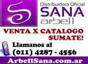 Cosmetica Catalogo Arbell Distribuidora Oficial - Florencio Varela - 4287-4556