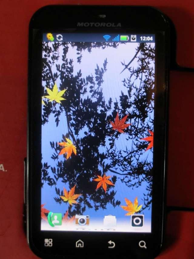 Motorola defy plus *nuevo* libre* 8gb*