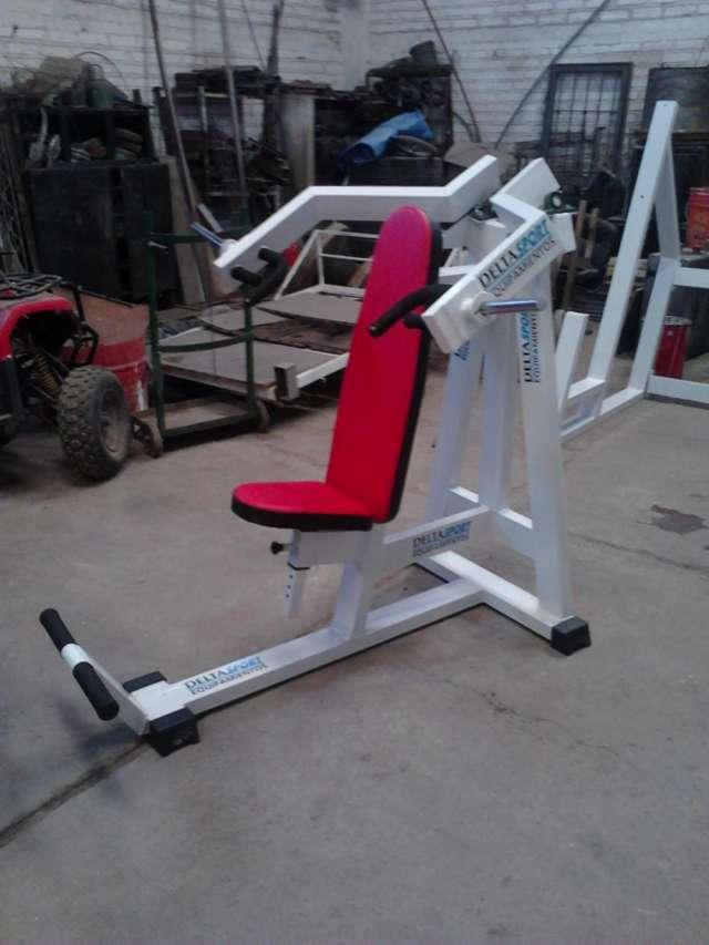 Delta sport equipamientos para gimnasios