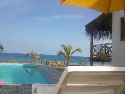 -mancora 20min-alquilo bella casa de playa en tumbes peru