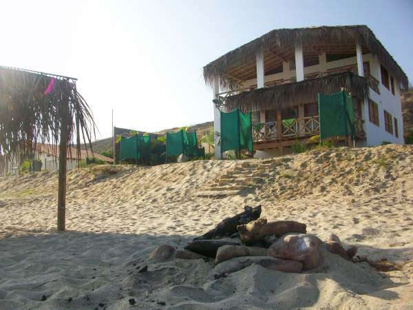 Fotos de -mancora 20min-alquilo bella casa de playa en tumbes peru 2