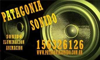 Patagonia sonido - sonido e iluminacion en neuquen!