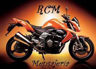 Rcm mensajeria- tramites dentro de cap fed y gran bs as