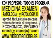 Exámenes Medicina Patología aprobá con seguridad