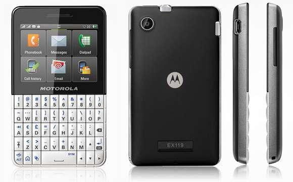 Motorola ex119 ! 2 meses de uso ! nuevo en caja
