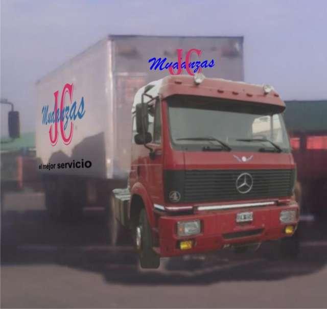 Mudanzas - transportes y servicios a cualquier punto del pais