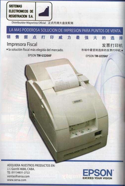 Tickeadora fiscal controladores registradoras e impresoras fiscales, lectores codigo de barras, balanzas. comandas, software