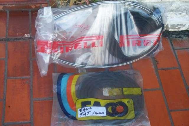 Burletes nuevos fiat 800 // directo de fabrica optima calidad