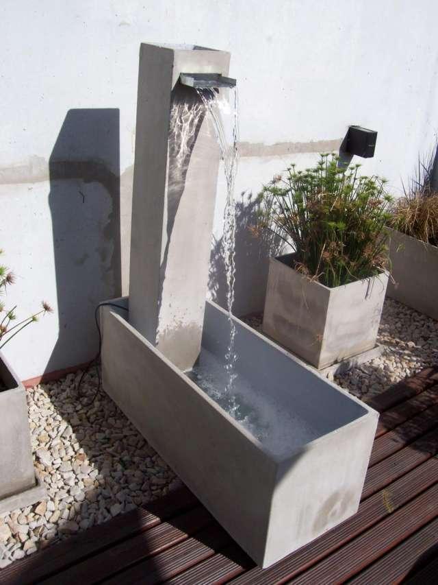 Fuente De Agua Barragan Aqua Sound Fuentes Con Diseno En Saenz - Diseo-de-fuentes-de-agua