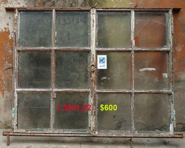 Ventanas antiguas segunda mano good affordable de madera for Puertas y ventanas de hierro antiguas