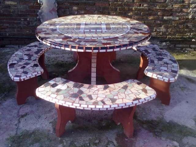 Emejing juegos de jardin cemento ideas amazing house for Se vende muebles usados