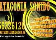 Pantalla gigante y karaoke en neuquen. - patagonia sonido