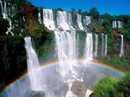 Cataratas de iguazu ( 1 de las 7 maravillas del mundo)