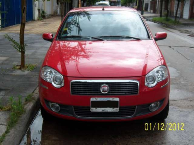 Fiat siena hlx 1.8 full full gnc unico dueño!!!!!!