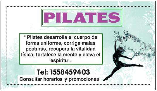 Gimnasia en villa urquiza (pilates - stretching - gap)